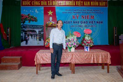 Một số hình ảnh trong buổi kỷ niệm ngày Nhà giáo Việt Nam 20/11/2020